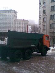 Вывоз снега, уборка снега Киев 233 03 70