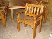 Кресла деревянные. Киев