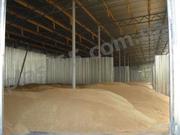 Ангары для хранения зерна (зернохранилища,  сенохранилища) под ключ.
