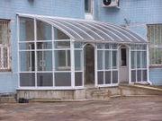 Алюминиевые конструкции киев,  алюминиевые окна киев