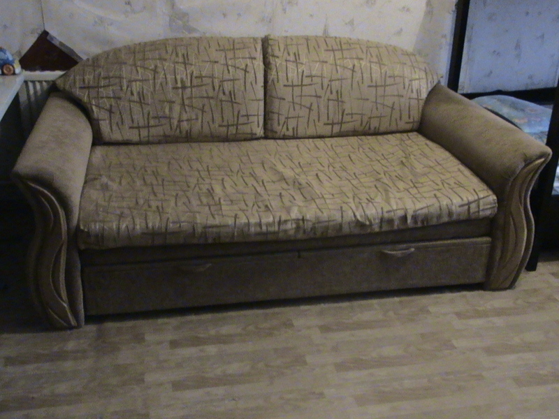 Продам б/у диван - Купить: Продам б/у