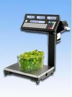 Весы электронные торговые с печатью этикеток Масса-К серии ВПМ