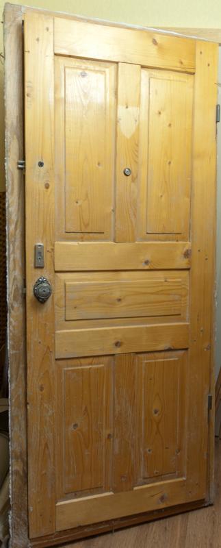 сосна металлическая дверь