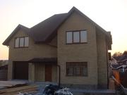 Строительство коттеджей,  домов под ключ.