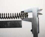 Пружины для пневматических винтовок XTSG XT-303. Пружины для пневматик