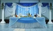 оформление залов под свадьбу