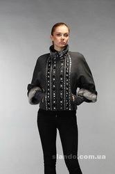 Ексклюзивное пальто Raslov ,  модель 809
