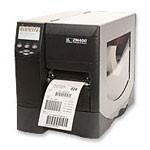 Zebra ZM 400 принтер штрихкодов этикеток промышленный термо / термотра
