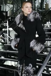 Шикарное пальто Раслов,  модель 919