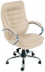 Кожаное кресло Валенсия