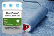 Битумный лак Icopal Silver Primer для ремонта кровли