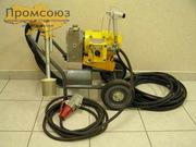 Покрасочный агрегат безвоздушный краскопульт Вагнер 2600 НА