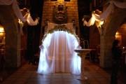 Свадебные букеты и арки для церемоний,