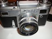 Продам  советские Фотоаппараты