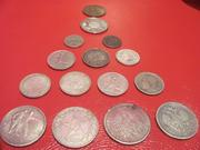 Прекрасная коллекция состоящая из монет монет