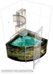 Финансирование инновации - раскладная аэромассажная ванна