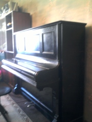 Старинное пианино - C. Bechstein-Berlin