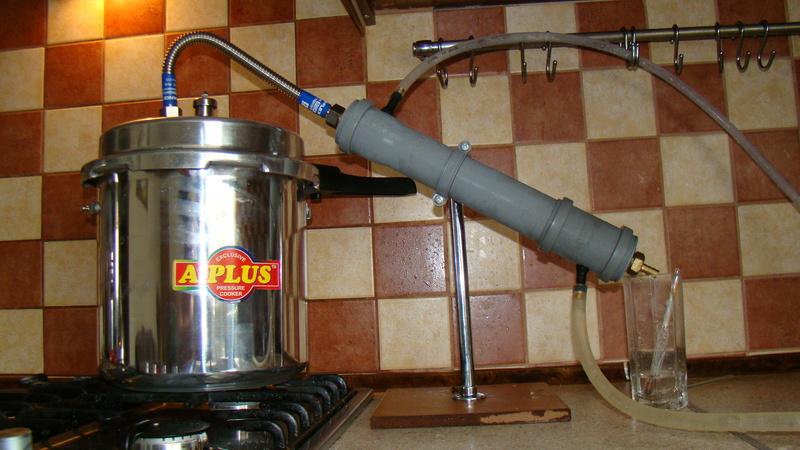 Как сделать самогон на самогонном аппарате