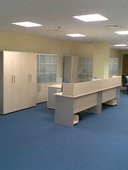 Офисная мебель под заказ от производителя Киев купить