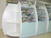 Мебель для аптек под заказ Киев купить