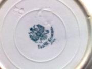 тарелки антикварные конецXIX века