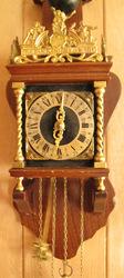 Продать часы настенные Антиквариат Западная Европа