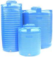 Емкости пластиковые,  резервуары,  баки до 20 000 тыс. л двухслойные