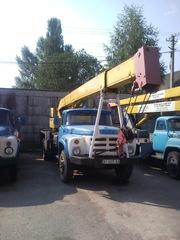 Услуги автокранов КС-3575 А Бровары и Киевская область.