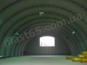 Производство ангаров,  Украина,  производство быстровозводимых зданий.