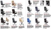 Кожаные кресла, кресла руководителя