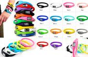 Спортивные водонепроницаемые модные разноцветные часы,  часы для детей,