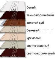 Сайдинг софит фасадный кровельный цена, купить потолочный софит cайдинг