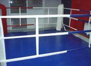 Ринги боксерские напольные на упорах, напольные