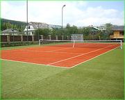 Строительство теннисных кортов и спортплощадок
