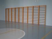 Шведская стенка,  спортинвентарь для школ
