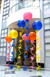 Оформление воздушными шарами в Киеве