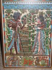 продам коллекционный ПАПИРУС из ЕГИПТА