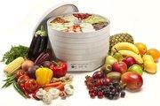 Ezidri Snackmaker FD500 - сушилка для фруктов и овощей.