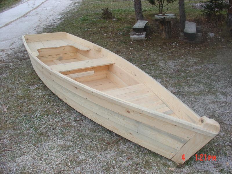 Как сделать лодку из досок своими руками видео
