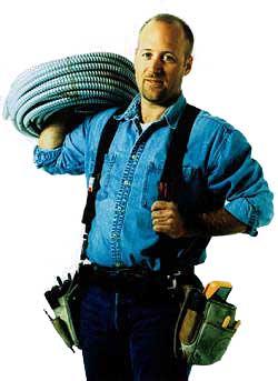 Электрик предоставляет монтажные,  ремонтные работы.
