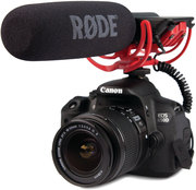 Накамерный микрофон-пушка RODE VIDEOMIC RYCOTE цена 1584 грн.