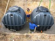 Очистная станция «Klaro Easy» (автономная канализация)