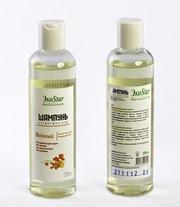 Натуральное мыло , Косметический шампунь, Бес фосфатный порошок Гели