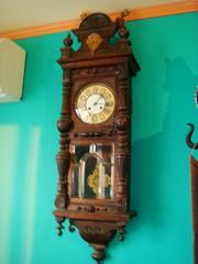 Продам антикварные настенные часы Le Roi a Paris