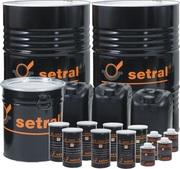 Смазочные материалы SETRAL для   промышленного оборудования