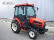 Мини-трактор KIOTI CK22cab с отапливаемой кабиной