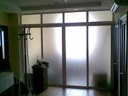 алюминиевые раздвижные двери киев