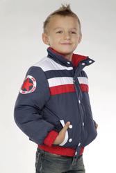 Демисезонная курточка для мальчиков