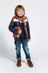Куртка демисезонная для мальчиков и жилетка
