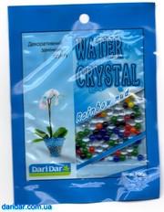 Гидрогель цветной декоративный аквагрунт для цветов и растений